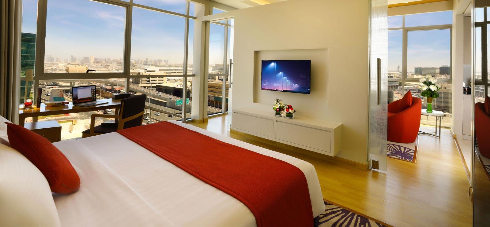 4 star hotel dubai